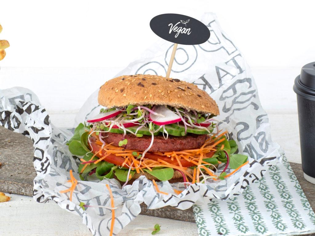 Grand Vegan burger